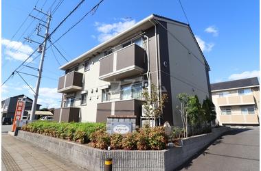 エクレール C棟 2階 1LDK 賃貸アパート