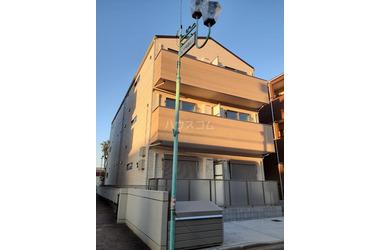 ウイルビィ新松戸 3階 1LDK 賃貸アパート