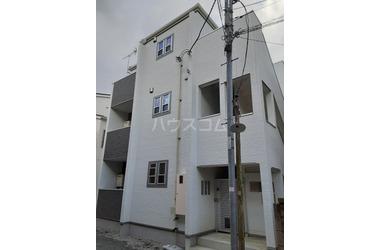 京成関屋 徒歩9分 3階 1DK 賃貸アパート