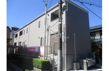 昭和島 徒歩15分 2階 1DK 賃貸アパート