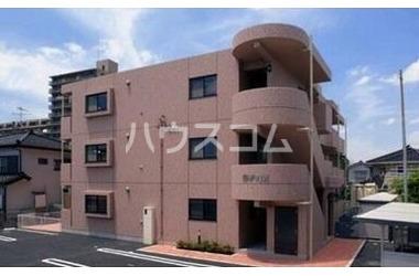 サン・フューレ 3階 2LDK 賃貸マンション