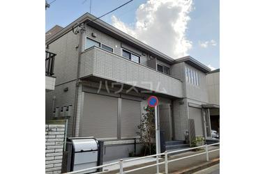 ハイムスカイ駒沢 1階 2LDK 賃貸アパート