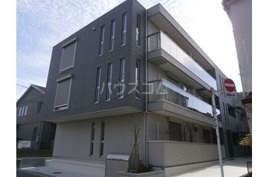 リッツハウスⅥ 3階 2DK 賃貸マンション