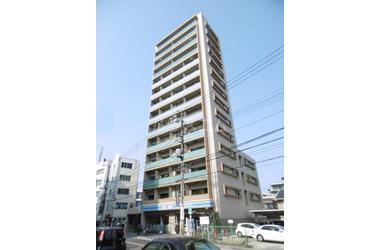 松戸 徒歩6分 9階 1DK 賃貸マンション