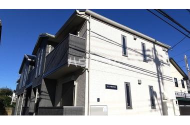 レセア花小金井 1階 1LDK 賃貸アパート