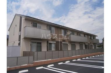 フォーゲルテラス グリューン Ⅳ 2階 2LDK 賃貸アパート