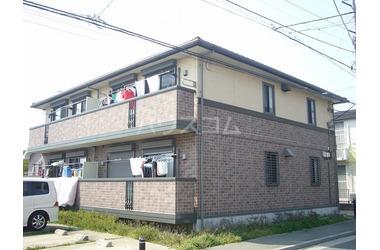 リビングタウン横須賀南C 1階 2LDK 賃貸アパート