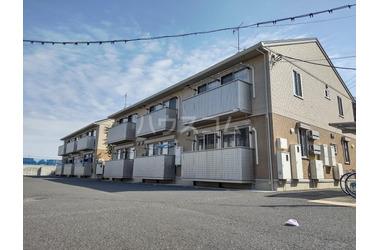 フェリオ 2階 2DK 賃貸アパート