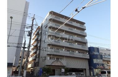 南太田 徒歩4分 4階 2DK 賃貸マンション
