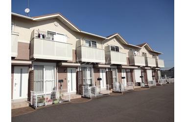 ハッピーベル 1-2階 2LDK 賃貸アパート
