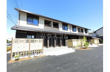 京和風 嵯峨野 雪 1階 1LDK 賃貸アパート