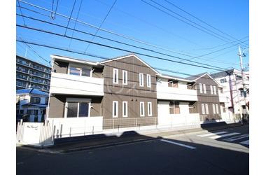 ファインガーネット 2階 3LDK 賃貸アパート