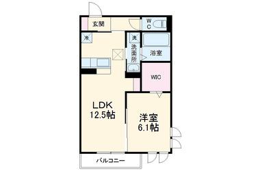 (仮)D-room桜ヶ丘 1階 1LDK 賃貸アパート