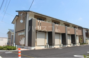 Maison Liberte B 1-2階 2LDK 賃貸アパート