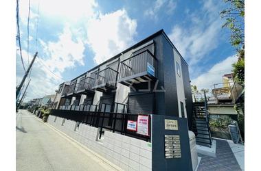 二和壱番館 2階 1K 賃貸アパート