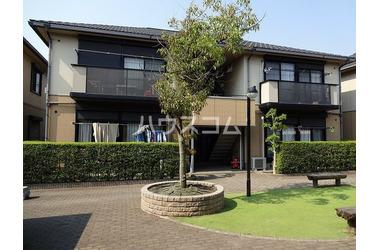 エクシード湘南B 2階 3DK 賃貸アパート