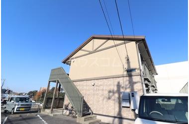 クレールⅢ 2階 1K 賃貸アパート