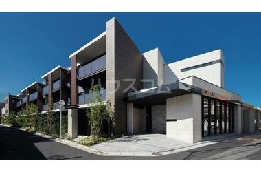オープンレジデンシア東中野パークサイド 4階 2LDK 賃貸マンション