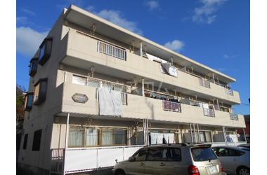 コーポ杉田No.2 1階 2DK 賃貸マンション