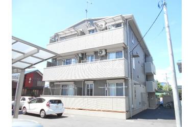 庭司苑八番館 3階 1LDK 賃貸アパート