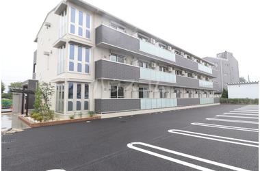 新狭山 徒歩5分 3階 1K 賃貸アパート