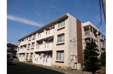 小田急多摩センター 徒歩15分 1階 3DK 賃貸マンション