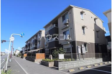 レイク藤和 A 1階 2LDK 賃貸アパート