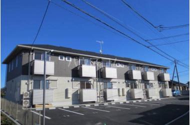シェリール蔵前A 2階 1LDK 賃貸アパート