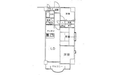 西大井 徒歩4分 3階 3LDK 賃貸マンション