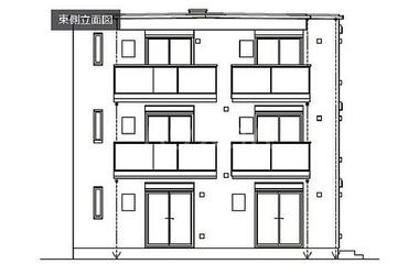 ビューノ代沢 1階 1LDK 賃貸マンション