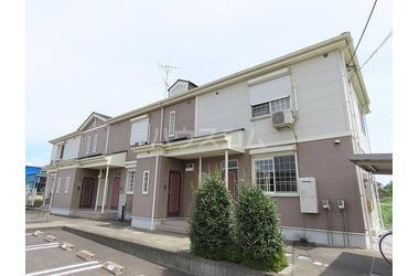 藤岡 徒歩9分 1階 2DK 賃貸アパート