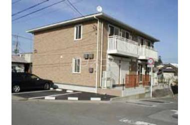 ソルプラトー 2階 2DK 賃貸アパート
