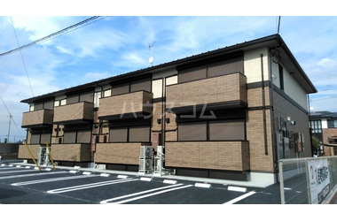 ソレイユ 1階 2LDK 賃貸アパート