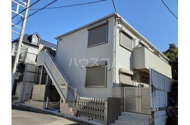 新小金井 徒歩18分 2階 1LDK 賃貸アパート