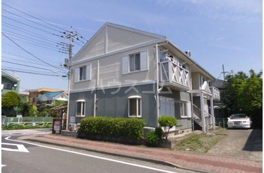 京王片倉 徒歩12分 2階 3DK 賃貸アパート