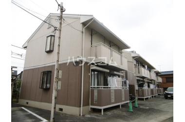 松戸新田 徒歩4分 2階 3DK 賃貸アパート