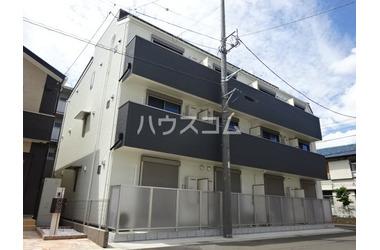 松戸新田 徒歩20分 3階 1LDK 賃貸アパート