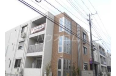 東福生 徒歩18分 3階 2LDK 賃貸アパート