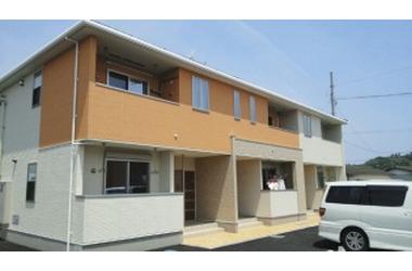関南町レジデンスⅡ 2階 2LDK 賃貸アパート