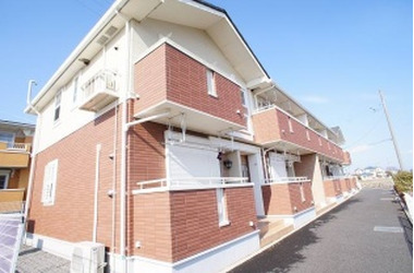グランデュール 2階 1LDK 賃貸アパート