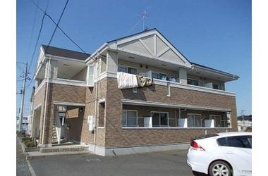 ウエストヒルB 2階 1K 賃貸アパート