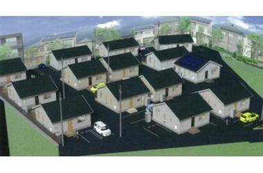 プラムタウン古河 M棟 1階 2LDK 賃貸一戸建て