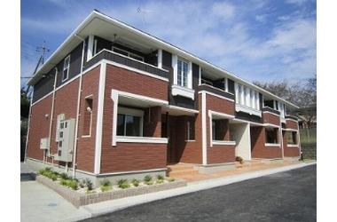 グランドノーブル松山 A 2階 2LDK 賃貸アパート