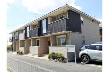 ノーブルアビタシオンC 2階 2LDK 賃貸アパート