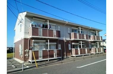 ボンヌシャンスM42階2DK 賃貸アパート