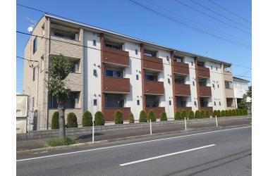 エレノア 1階 1K 賃貸アパート
