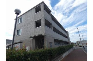 吉川 徒歩10分 3階 2K 賃貸アパート