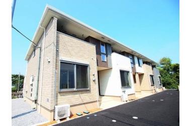 グランファミーユⅢ 2階 2LDK 賃貸アパート