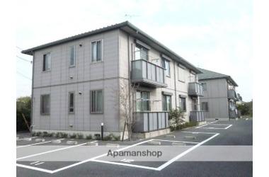 小見川 徒歩78分 1階 2LDK 賃貸アパート