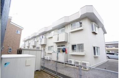サニーハイツSeki1階2DK 賃貸アパート